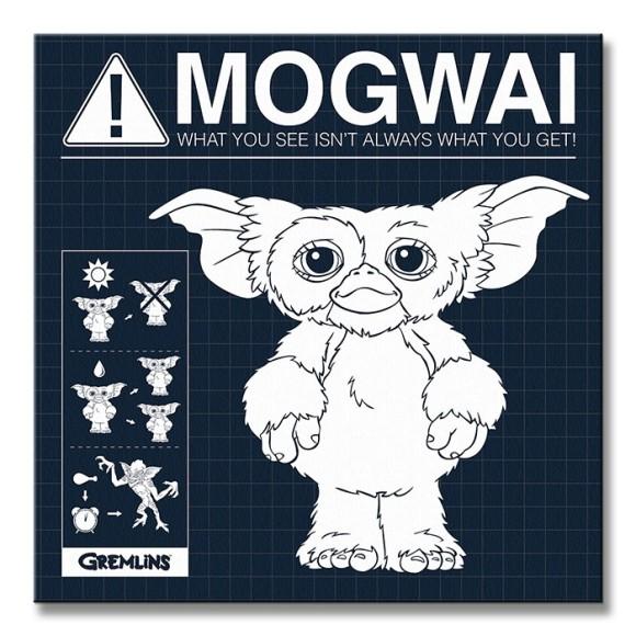 gremlins_mogwai_rules_obraz_na_plotnie